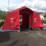 tenda rossa flai7