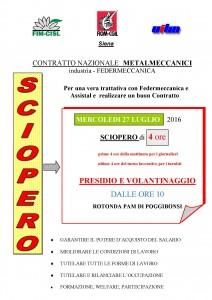 Volantino sciopero LUGLIO 2016